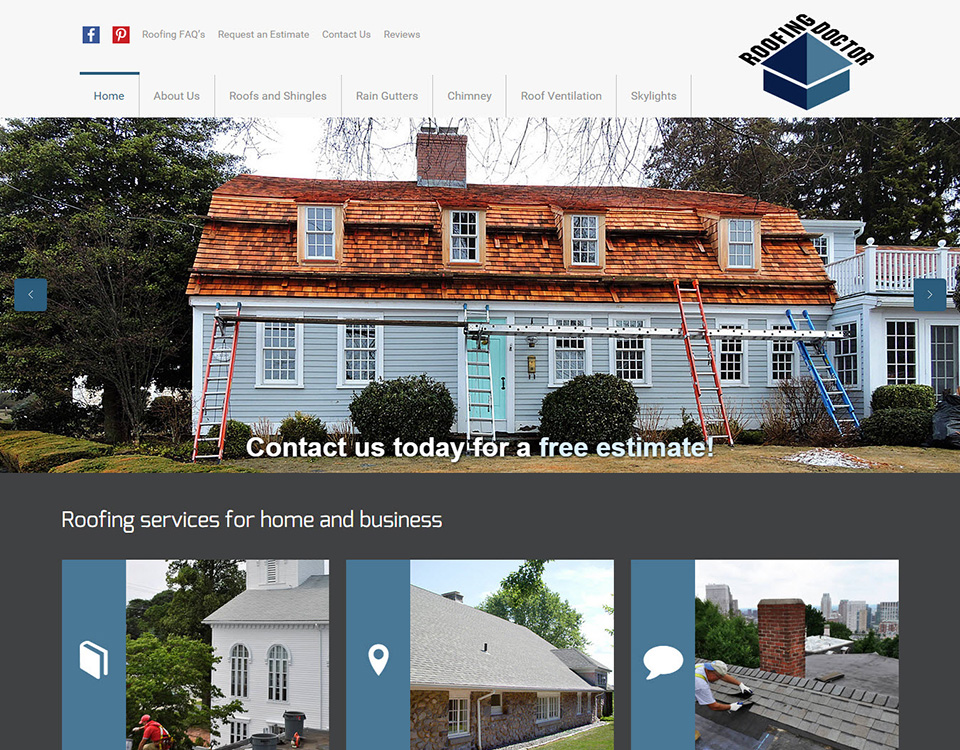 Roofing Concepts Ri